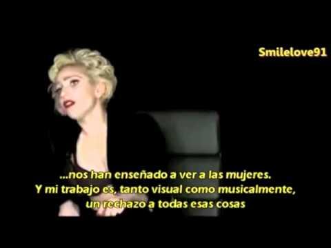 Lady Gaga-ren Beldur Barik Jarrera. ¿Por qué bailaremos Telephone?