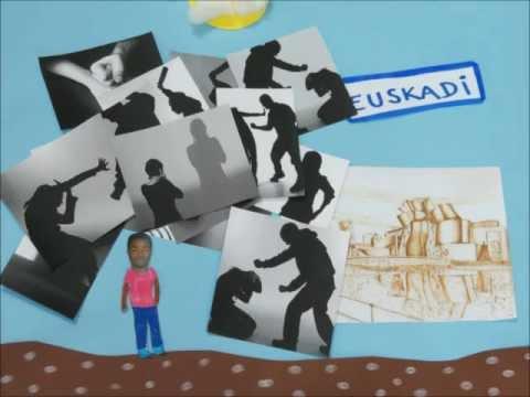 Ghanatik Euskadira beldur barik