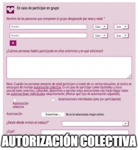 autorizacion colectiva