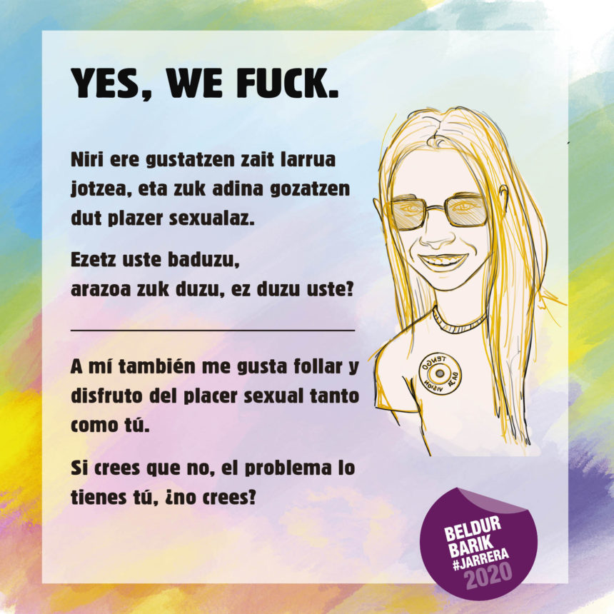 Yes, We Fuck!