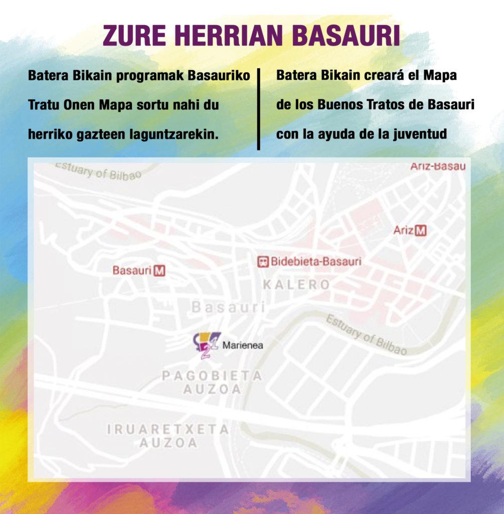 Zure Herrian Basuri | Tu Pueblo Basauri