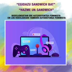 """""""Egidazu sandwich bat"""""""