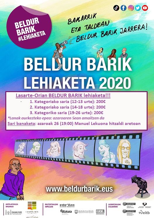 CONCURSO LOCAL BELDUR BARIK LASARTE-ORIA 2020