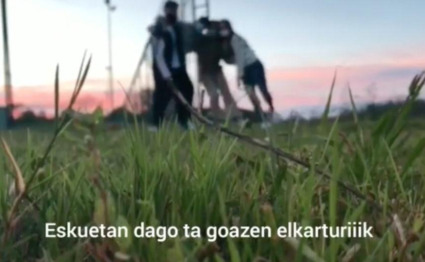 MUNGIA. TRABAJOS GANADORES BELDUR BARIK 2020