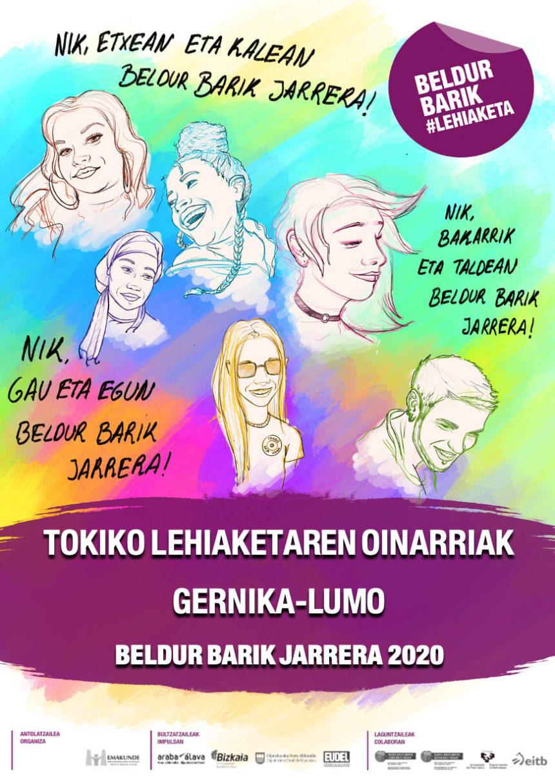 CONCURSO LOCAL BELDUR BARIK 2020 GERNIKA-LUMO