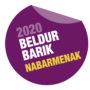 BELDUR BARIK 2020 LEHIAKETAREN LAN SARIDUNAK ETA AIPAGARRIENAK