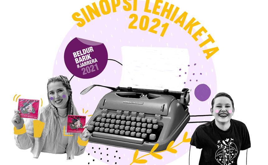SINOPSI LEHIAKETA 2021