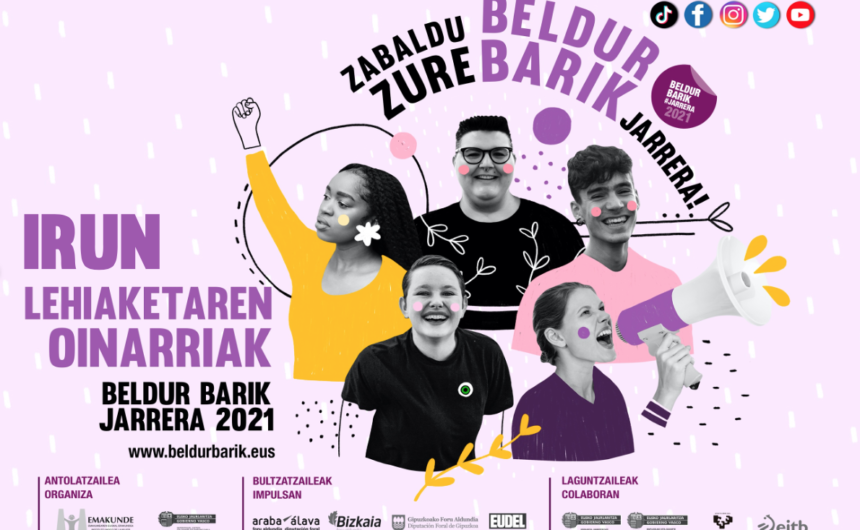 CONCURSO LOCAL BELDUR BARIK IRÚN 2021