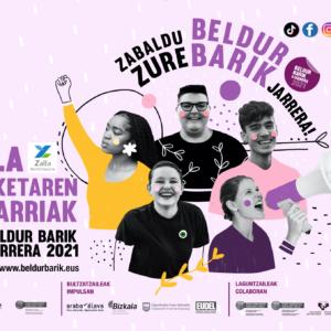 ZALLAKO BELDUR BARIK TOKIKO LEHIAKETA 2021