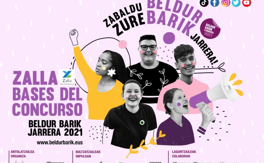 CONCURSO LOCAL BELDUR BARIK ZALLA 2021