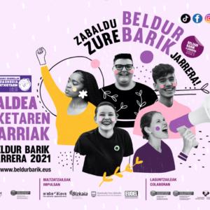 AIARALDEAKO BELDUR BARIK TOKIKO LEHIAKETA 2021