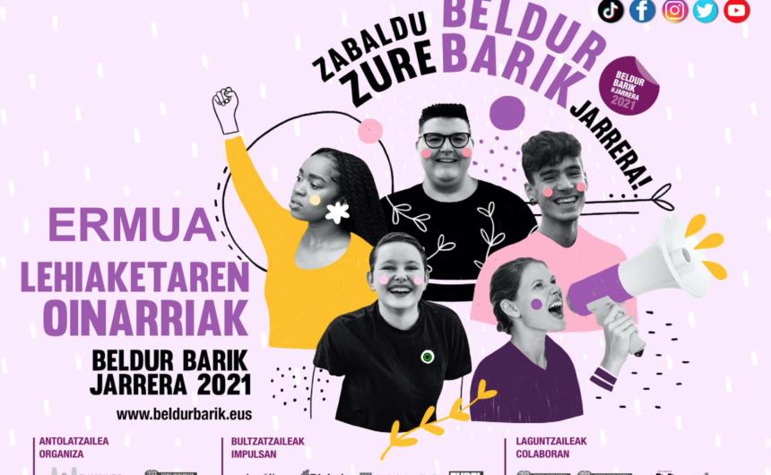 ERMUAKO BELDUR BARIK TOKIKO LEHIAKETA 2021