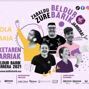UROLA GARAIKO BELDUR BARIK TOKIKO LEHIAKETA 2021